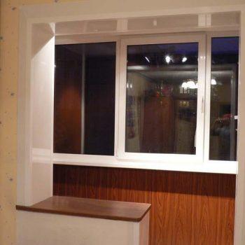 Комната, совмещенная с балконом.