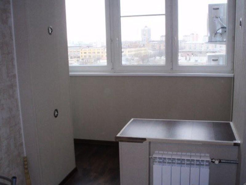 Объединение балкона с комнатой балконы и лоджии..