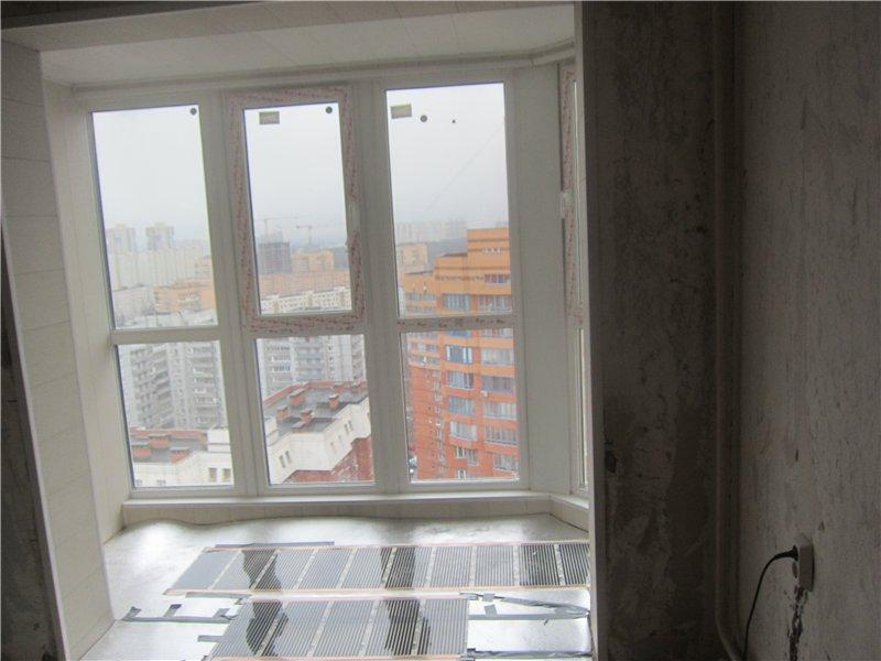 Объединение балкона с комнатой под ключ бэст..