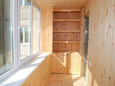Отделка балконов и лоджий в Томске, компания СТК БЭСТ, отделка балконов любой сложности, под ключ.