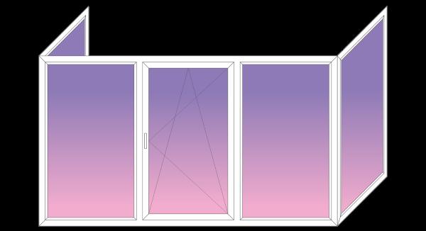 Остекление балконов и лоджий в Томске цены. Цены на пластиковые балконы, алюминиевые балконы в Томске от производителя! Гарантия на монтаж 3 года, на изделие 20 лет!