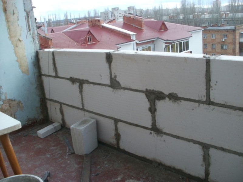Технология кладки стен из пеноблоков. как правильно сделать .